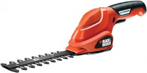 Аккумуляторные ножницы Black&Decker GSL300-QW в Пензе